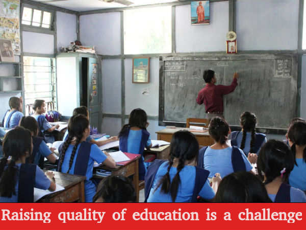 Raising education quality a challenge: HRD minister