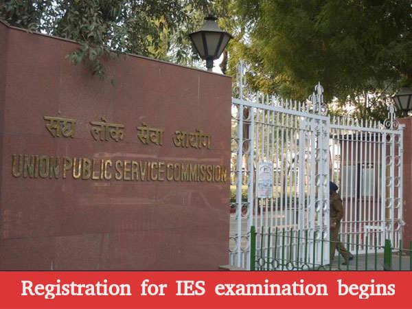 Registration for IES examination begins