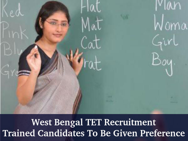 West Bengal TET Exam: 1.23 Lakh qualify