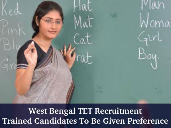West Bengal TET Exam: 1.23 Lakh qualify