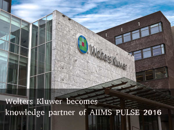 Wolters Kluwer collaborates with AIIMS PULSE