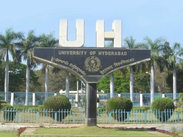 114 Faculty Positions At University of Hyderabad