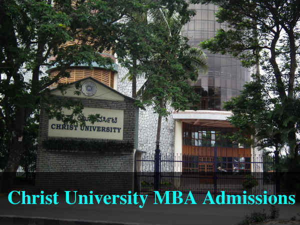 Christ University Offers MBA Admissions 2017