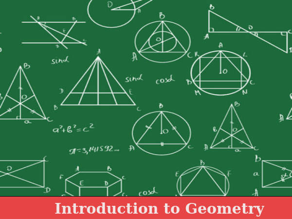 Introduction to Geometry: An online course by edX