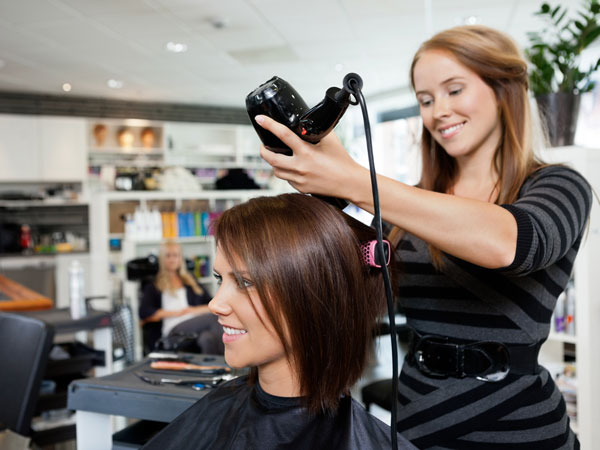 Career as a Hairstylist