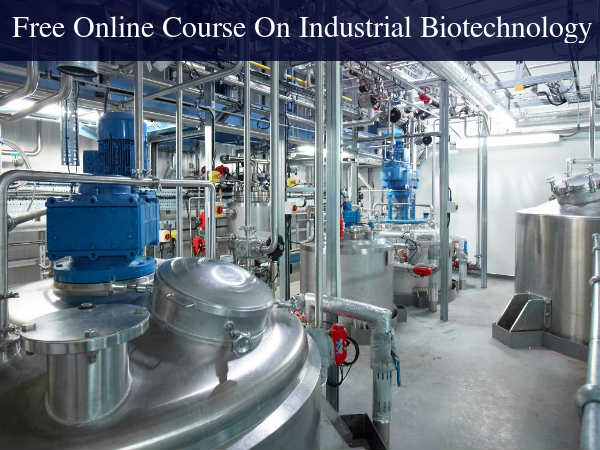 Industrial Biotechnology: Online Course by TUDelft