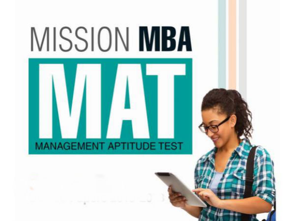 MAT 2017 dates for February released