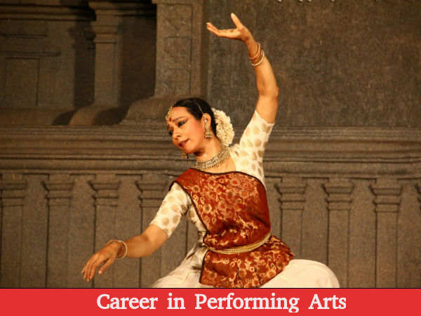 Career in Performing Arts