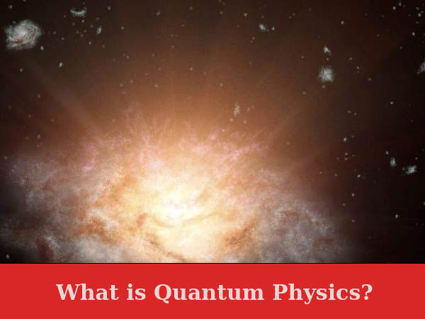 How to become a Quantum Physicist?