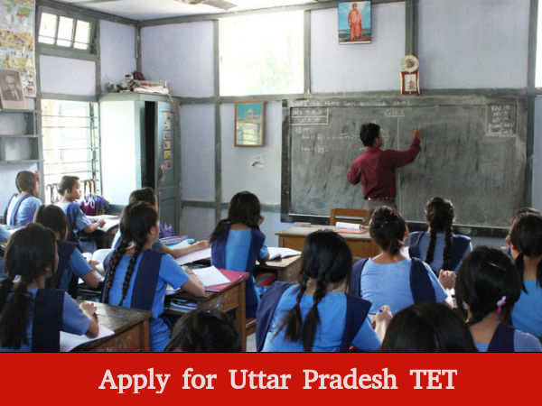 UPTET registration ends on October 24