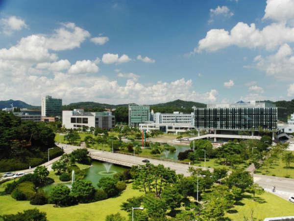 #6 KAIST, South Korea