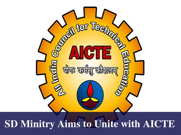 AICTE and Skill Development Ministry To Unite
