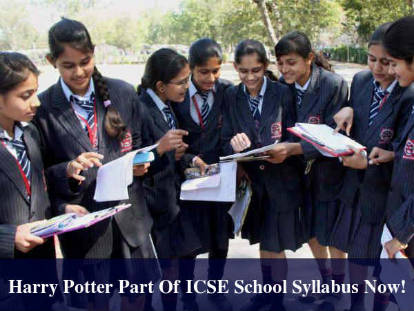 ICSE Schools To Teach Harry Potter, Tintin, Hobbit As Part Of Syllabus