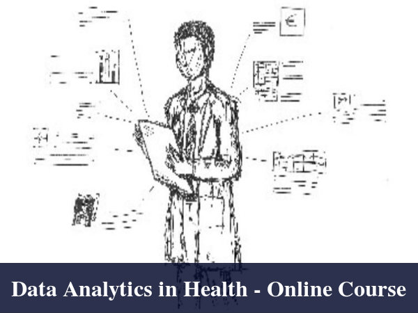 Online Course on Data Analytics in Health
