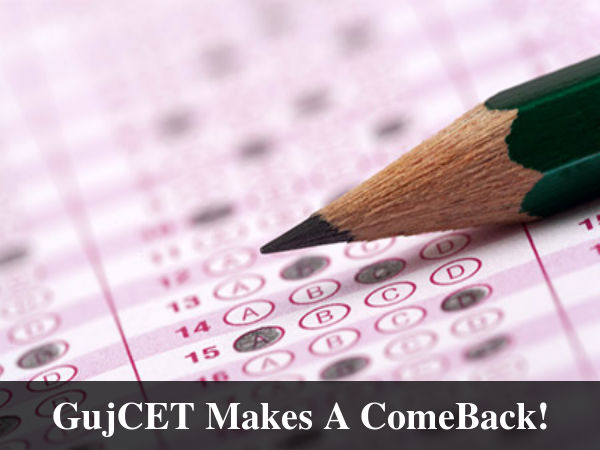 GujCET Makes A ComeBack: JEE Made Optional
