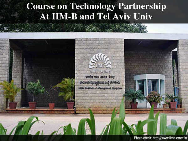 IIM-B Offers Course on Technology Partnership