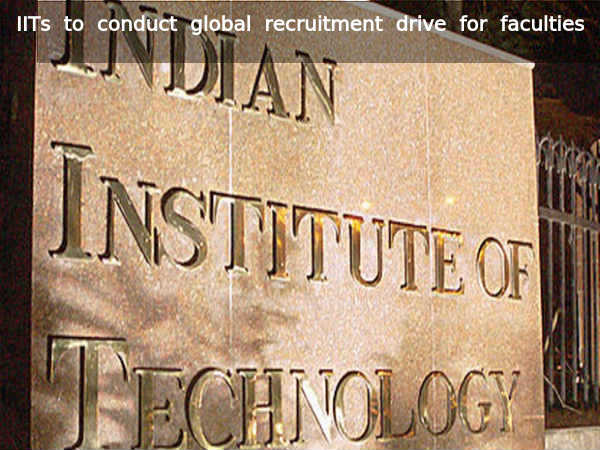 IIT Professors to gain international standards
