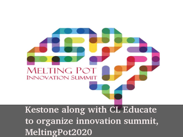 Kestone & CL Educate to organize MeltingPot2020