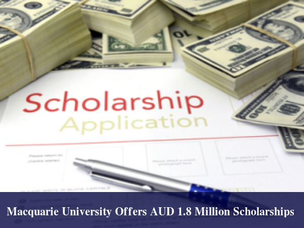 MU Offers AUD 1.8 Million Scholarships