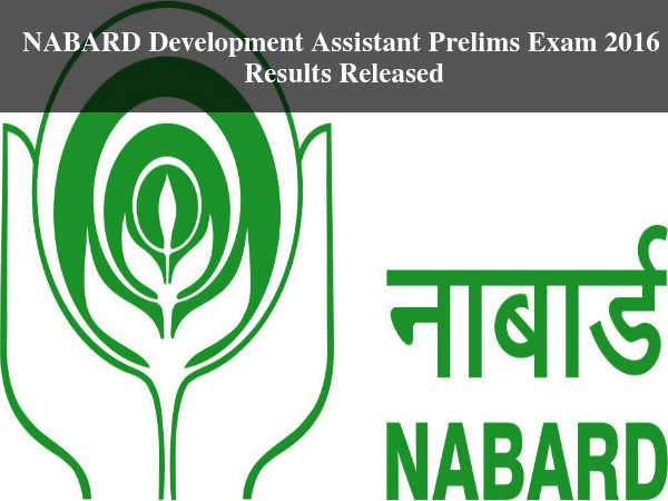 85 posts vacant for NABARD Development Assistant