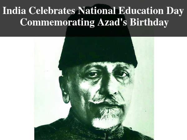 essay about national education day National education day 11th november government of india has  decided to observe 11th november, the birthday of.