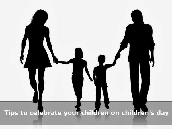 Tips to Make Your Children Happy on Children's Day
