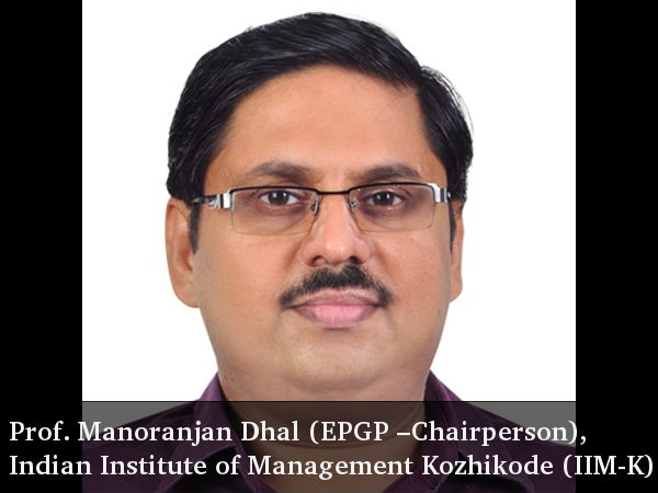 An Interview with Prof. Manoranjan Dhal, IIMK