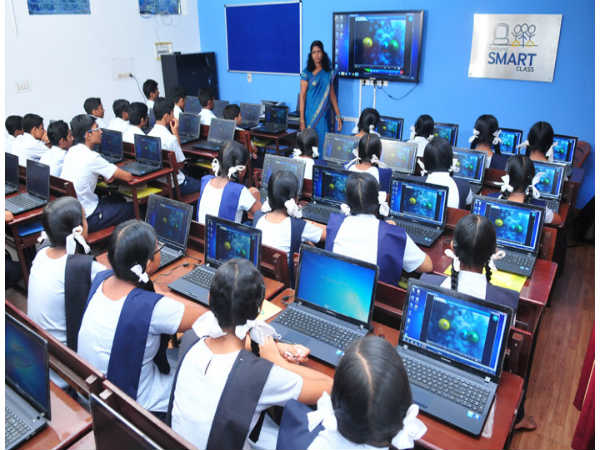 Samsung Smart Classes Fair Smart