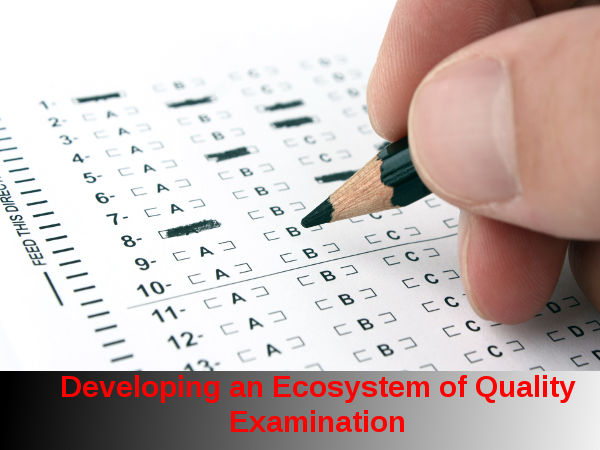 Developing an Ecosystem of Quality Examination