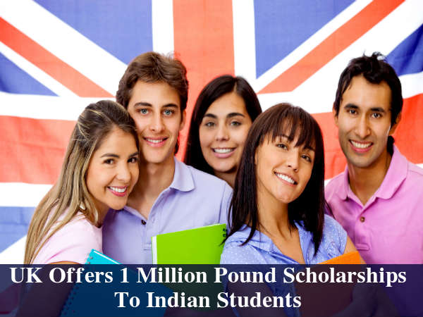 UK Offers 1 Million Pound Scholarships
