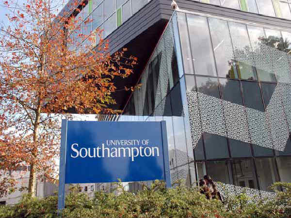 Univ of Southampton Invites Applications For MSc
