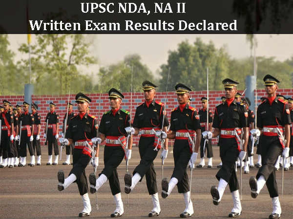 UPSC NDA, NA II Written Exam 2016 Results Declared