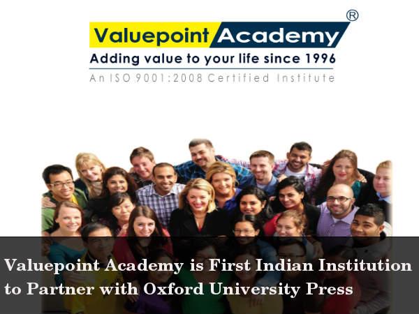 Valuepoint Academy partners with OUP