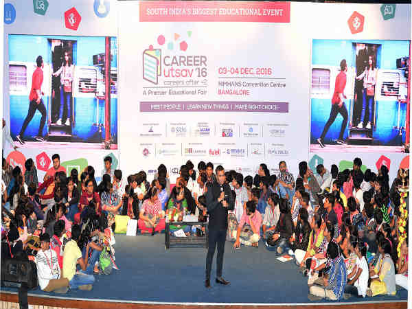 Career Utsav 2016