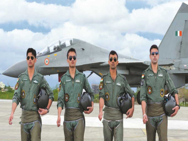 Indian Air Force Opens Admissions for Officers