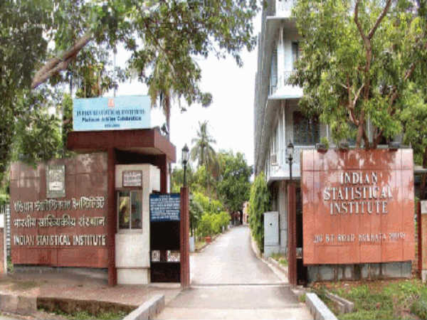 ISI Kolkata Offers Admissions To PG Diploma
