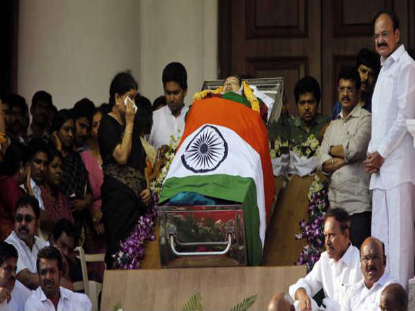 Varsities in TN On Holiday for Jaya's Mourning