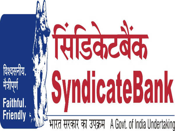 Syndicate Bank Invites Applications For 400 PO