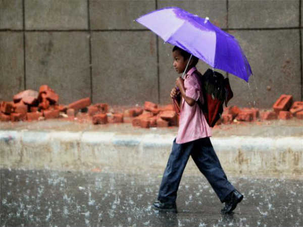 Rains Disturb Functioning of Schools and Colleges