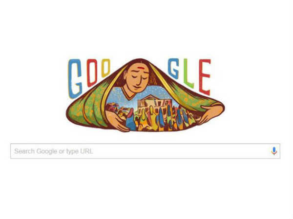 Google Doodle Honours India's First Feminist