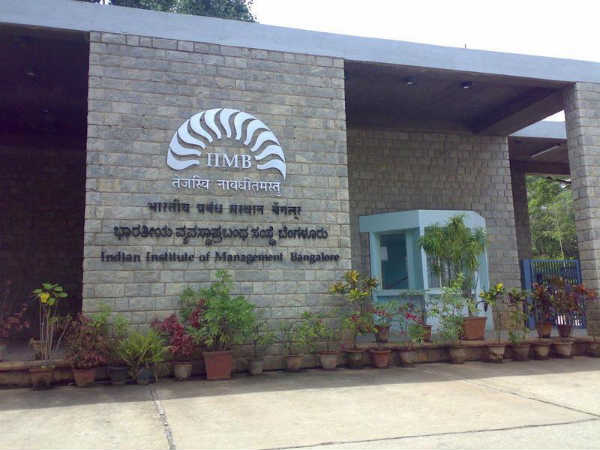 IIM Bangalore to Host Workshop