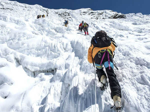Reach the Mountain Heights with a Career in Mountaineering
