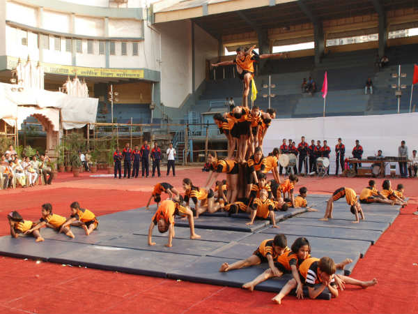 4. Bombay Physical Culture Association's College of Physical education, Mumbai