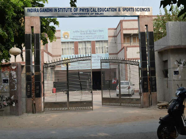 3. Indira Gandhi Institute Of Physical Education and Sports Sciences, New Delhi