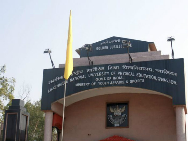 5. Lakshmibai National College of Physical Education, Gwalior