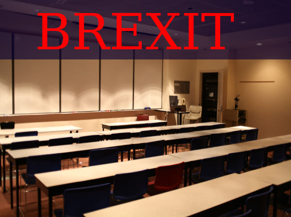 Brexit & Higher Education in UK