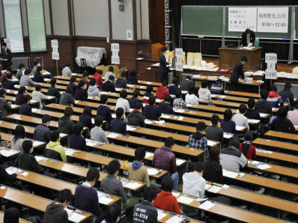 Entrance Exams Must Not Be the Sole Selection