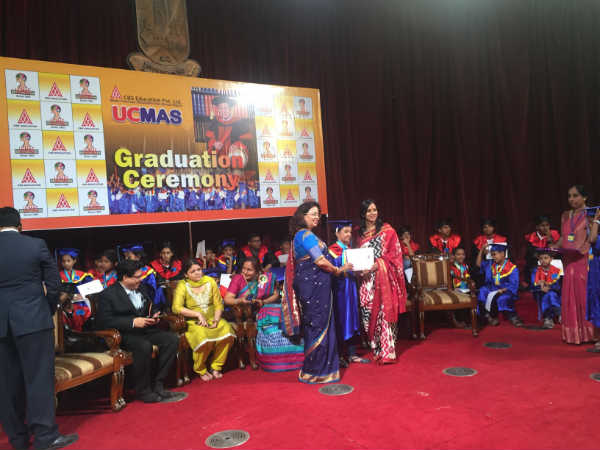 CBS Education felicitates UCMAS Graduates
