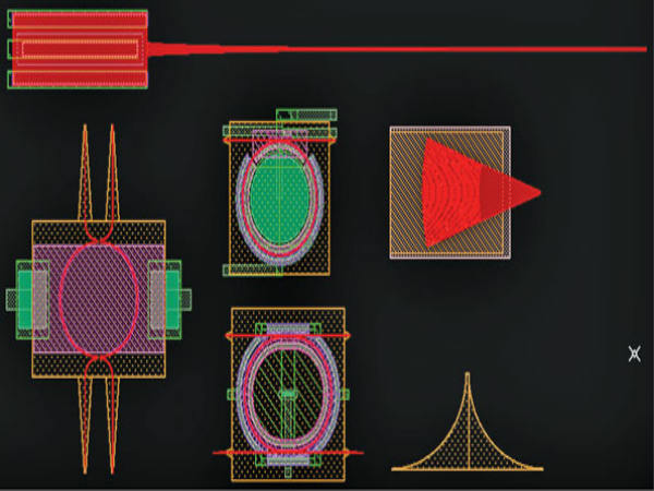 Online Course on Silicon Photonics Design, Fabrication and Data Analysis