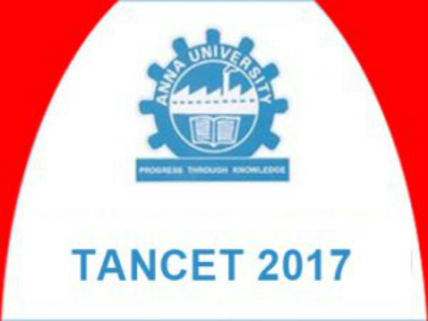 Tamil Nadu Common Entrance Test (TANCET) 2017 Registration Begins